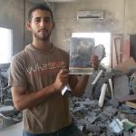 From the world to Gaza: Mosab Abu Toha's books