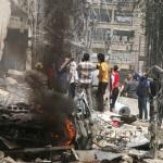 SIRIA. L'agonia di Aleppo