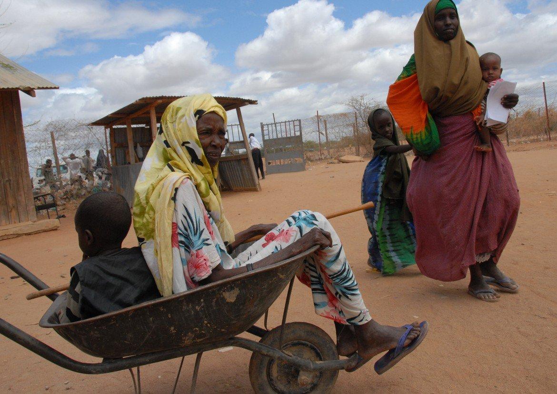 Il campo profughi di Dadaab, in Kenya