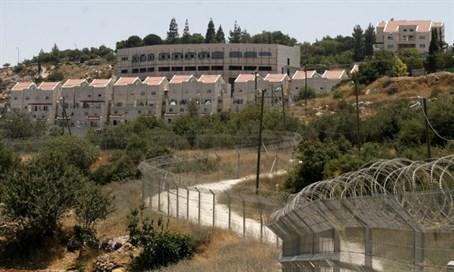 La colonia di Kiryat Arba