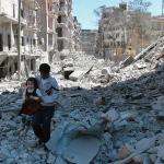 SIRIA. Aleppo, ribelli sotto assedio