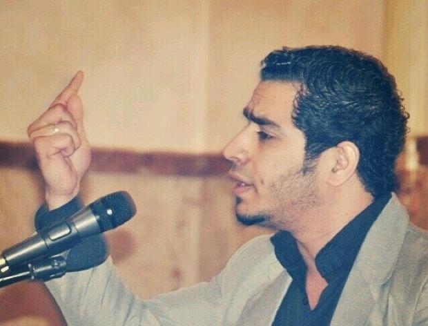 Il poeta bahrenita Khalil al-Ismail