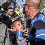 GERUSALEMME EST. Il prezzo delle pietre per i minori palestinesi