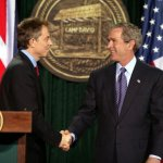 IRAQ. Un salvagente per un Tony Blair