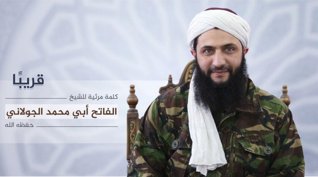 Il leader islamista al Jolani mostra il suo volto