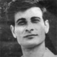 Mahmoud Darwish da giovane