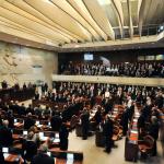 ISRAELE. Da oggi la Knesset potrà sospendere i parlamentari (palestinesi)