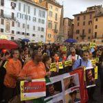 CASO REGENI. A Roma luci per Giulio: «Chiediamo verità»