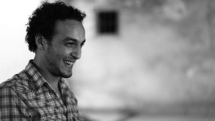 Il fotoreporter egiziano Mahmoud Abu Seid, in carcere dall'agosto 2013