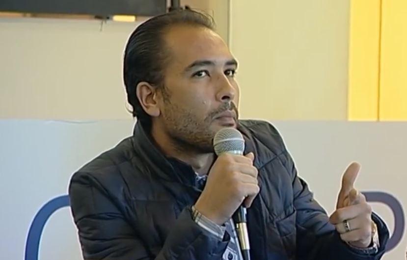 Malek Adly. Foto tratta da Internet