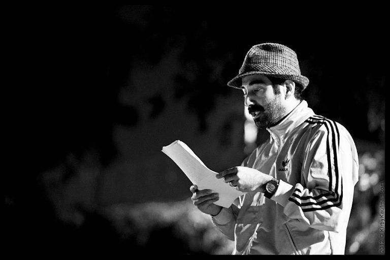 Murat Cinar, l'autore (Foto: KirbyKaufman.com)
