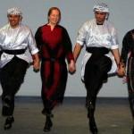 Alla conoscenza dell'arte popolare palestinese: la dabke