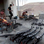 SYRIA. A palpable irony