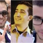 Malik al Qadi e i fratelli Balboul sospendono lo sciopero della fame