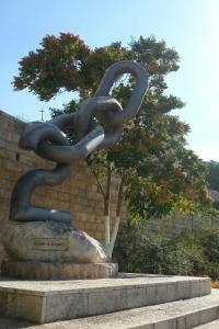 L'ailanto a Betlemme (Foto: Patrizia Cecconi/Nena News)