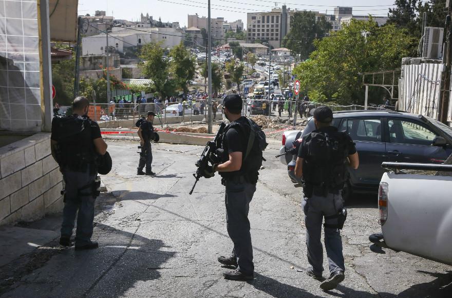 Gerusalemme dopo la sparatoria di domenica