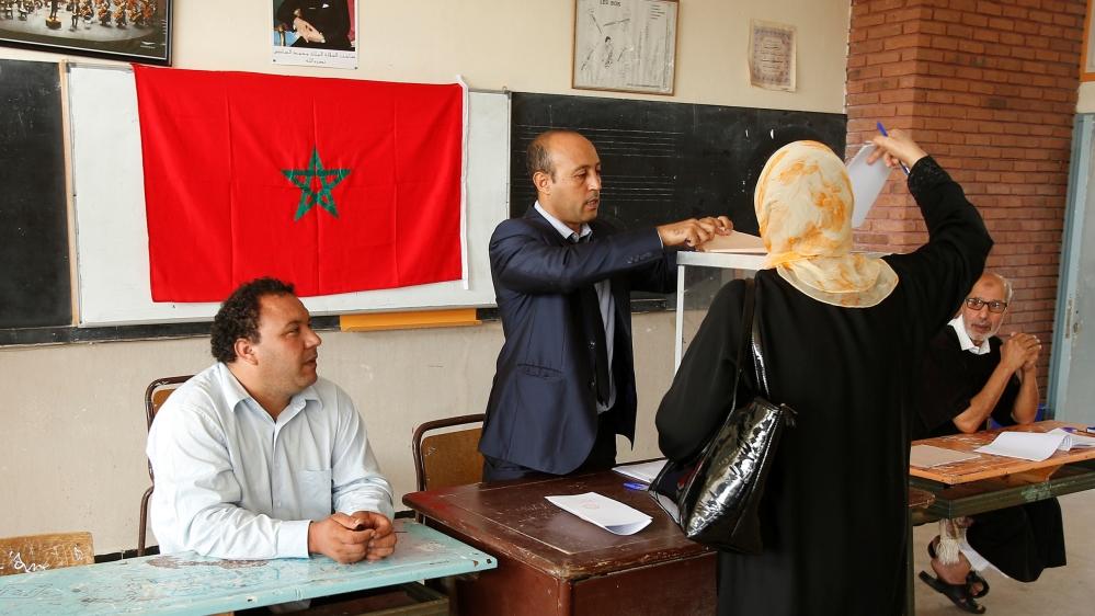 Un seggio in Marocco (Fonte: trendsreader.com)
