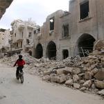 SIRIA. Aleppo assediata dalla propaganda dei due fronti
