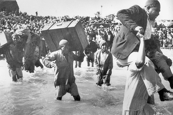 """Nakba - """"Algunas de las masacres de civiles palestinos luego de la fundación del ente sionista de Israel en 1948"""""""