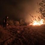 ISRAELE. Il governo mette l'etichetta dell'Intifada sugli incendi