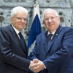 Mattarella elogia Israele che progetta annessione colonie
