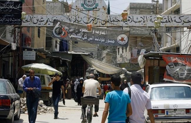 Ain al-Hilwe. (Foto: Daily Star)