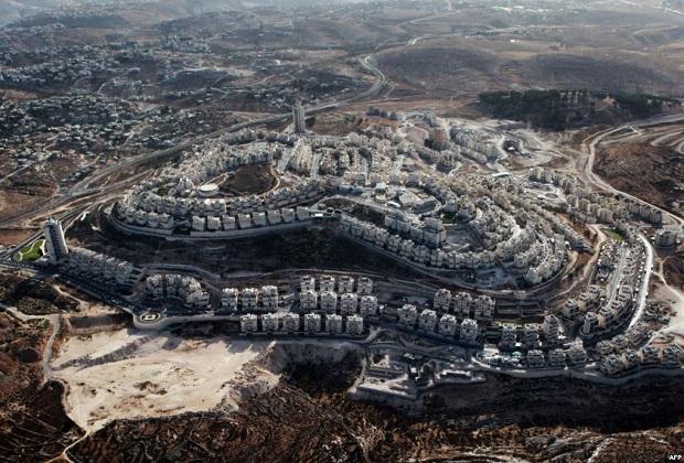Colonia israeliana nei Territori Occupati palestinesi
