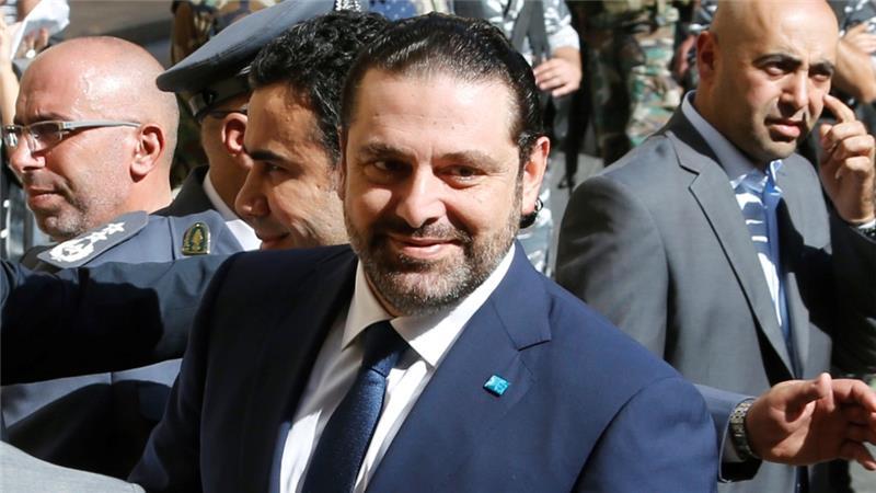 Saad Hariri, premier libanese