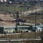 ALEPPO EST. Prosegue l'evacuazione  dei miliziani jihadisti