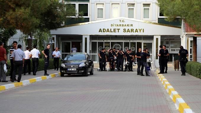 Il tribunale di Diyarbakir