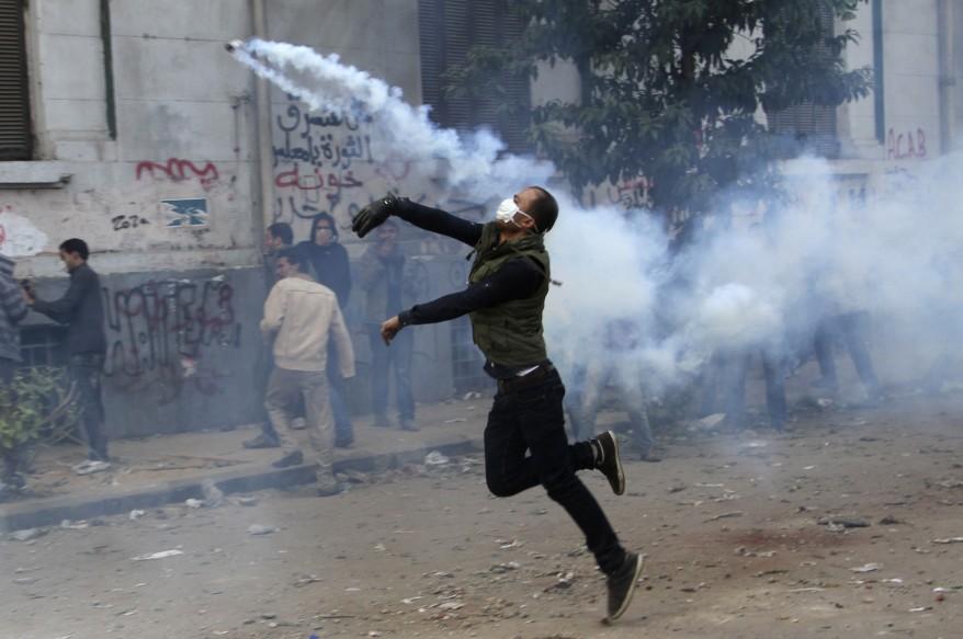 Proteste in Egitto (Foto: Reuters)