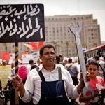 EGITTO. Alle proteste dei lavoratori al Sisi reagisce con più repressione