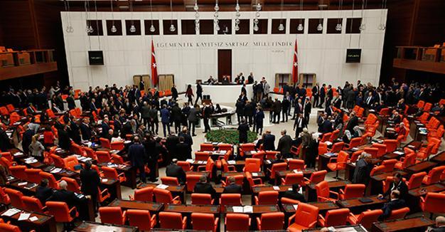 Il parlamento turco (Foto: AA)