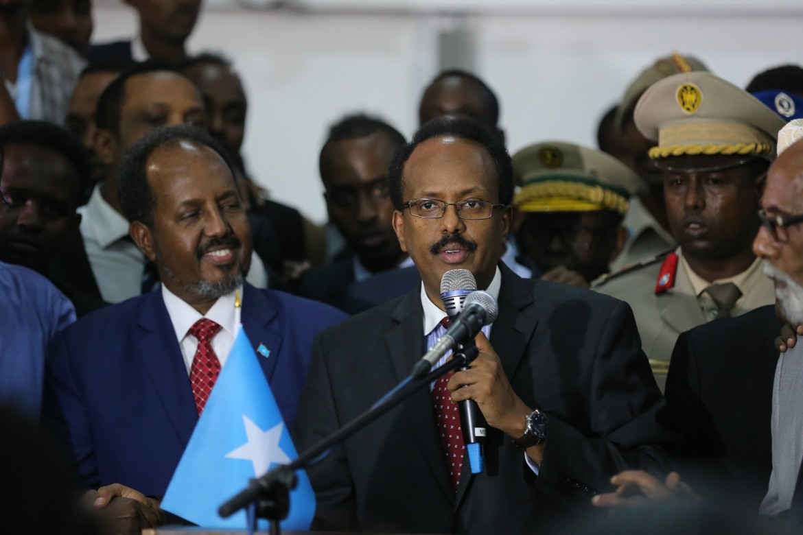 Mohamed Adullahi Mohamed, detto Farmajo