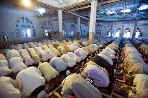 MOROCCO_-_Islamic_Prayer