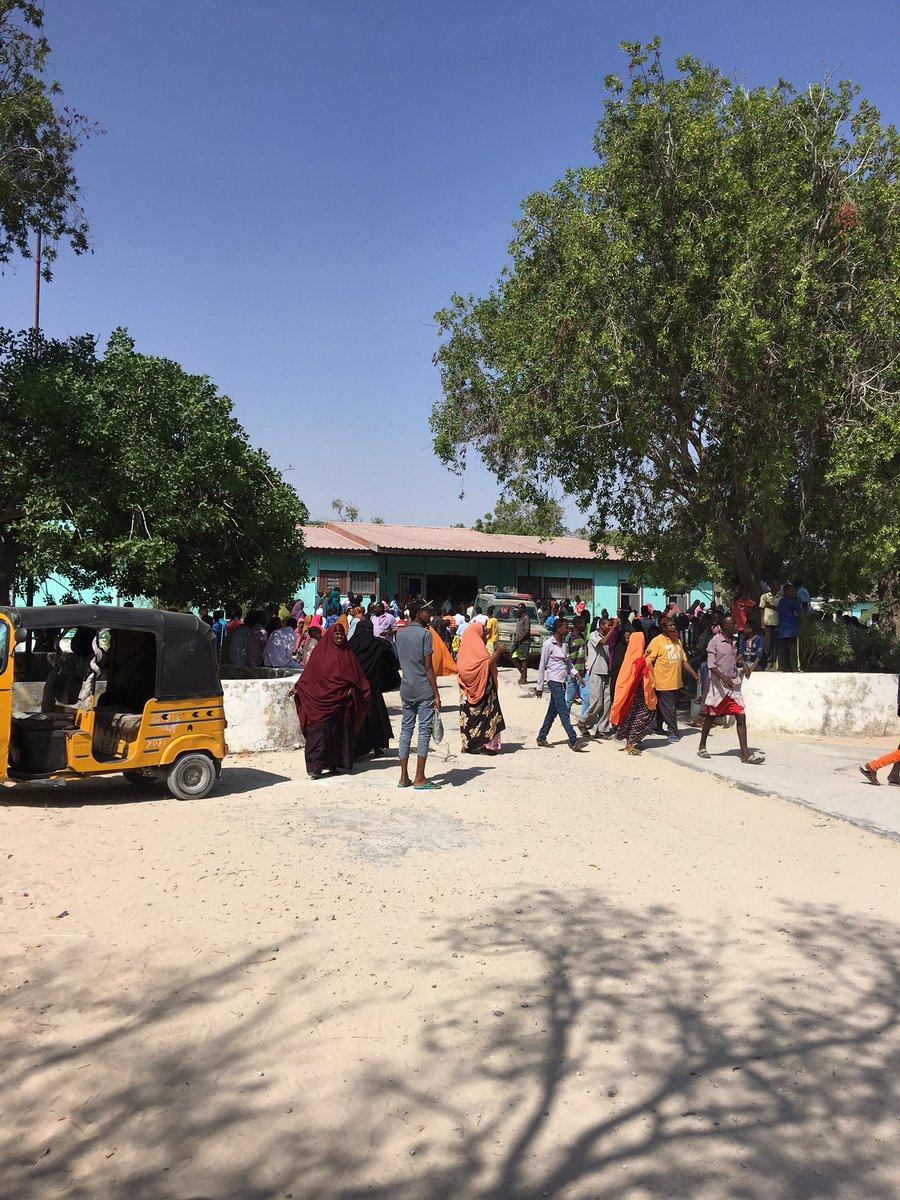 Medina hospital, Mogadiscio