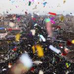 IRAN. L'anniversario della rivoluzione contro Trump