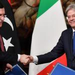 LIBIA. Aiuti militari per bloccare le migrazioni verso l'Europa