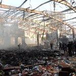 YEMEN. Strage saudita al funerale: 9 morti