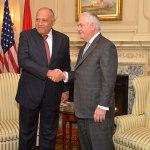 Alla corte di al-Sisi, passa per Il Cairo la guerra commerciale Usa-Russia