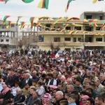 FOTO. Viaggio nel Newroz a Rojava