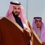 US/Saudi Arabia: The prince gets a warm welcome