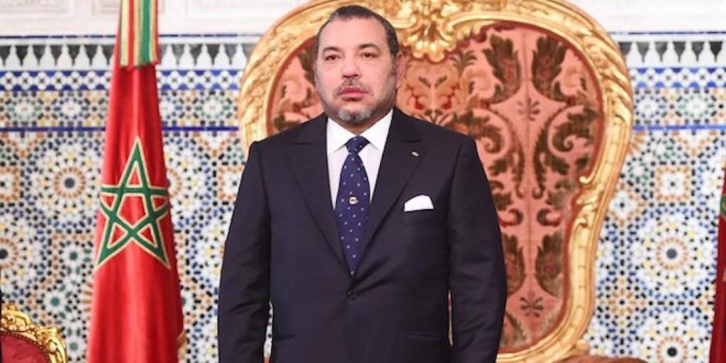 Il re Mohammed VI