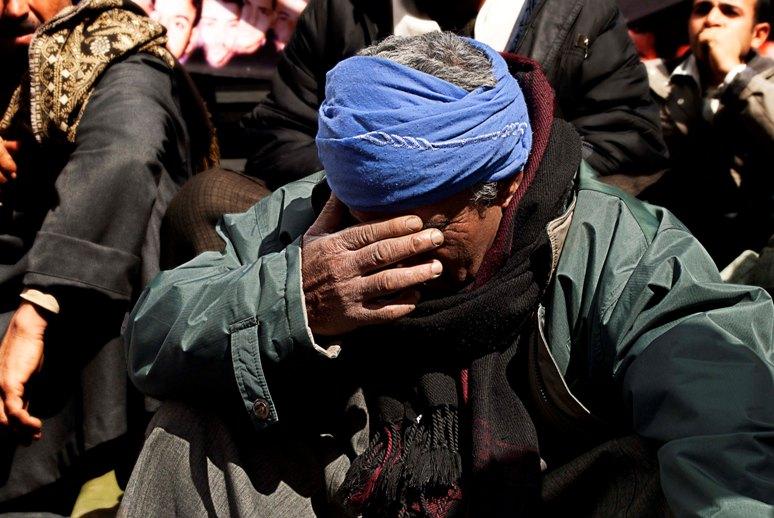 Copti egiziani (Foto: Jihad Abaza)