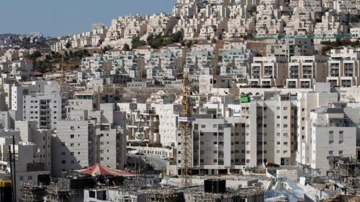 Un insediamento israeliano