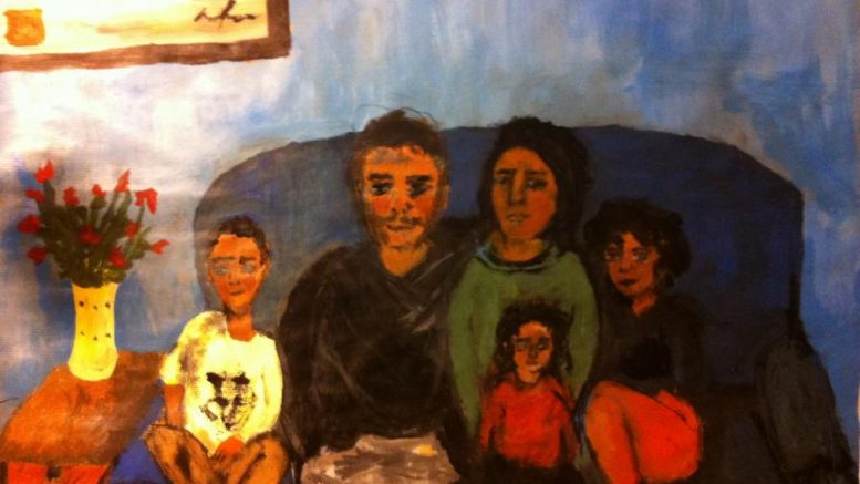 famiglia-palestinese