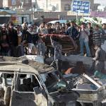 YEMEN. Drone Houthi su Abu Dhabi, mentre riesplode il colera