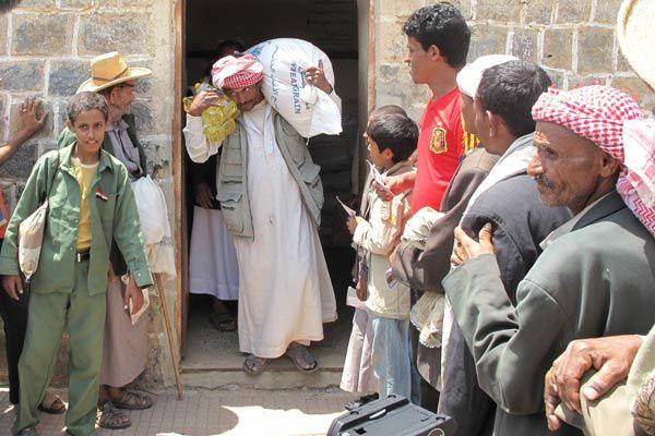 Aiuti umanitari in Yemen (Foto: Onu)