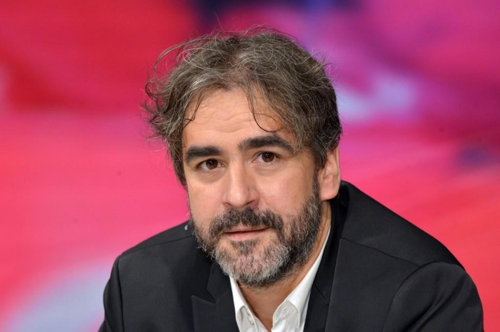 Il giornalista Deniz-Yuecel