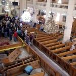 EGITTO. Attacchi nelle chiese copte, al-Sisi forte solo fuori